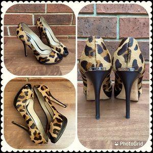Christian Dior - Leopard Heels